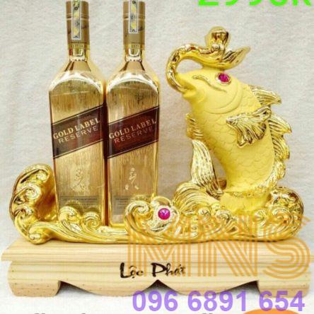 Combo rượu nhập khẩu