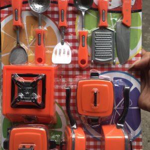 Vỉ đồ chơi nhà bếp cho bé MuaNhanhSi.com
